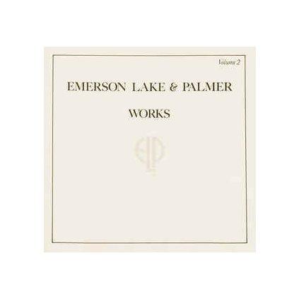 VINYLO.SK | EMERSON, LAKE & PALMER ♫ WORKS VOLUME 2 (stav: NM/NM) [LP] B0002195