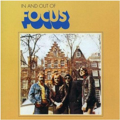 VINYLO.SK | FOCUS ♫ IN AND OUT OF FOCUS (stav: VG+/VG) [LP] B0002196