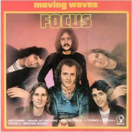 VINYLO.SK | FOCUS ♫ FOCUS II (stav: NM/VG+) [LP] B0002199