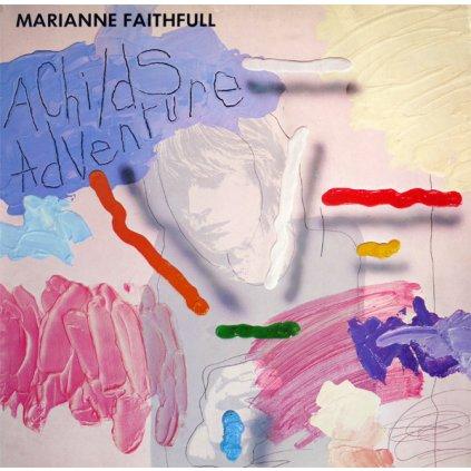 VINYLO.SK   MARIANNE FAITHFULL ♫ A CHILDS ADVENTURE (stav: VG+/VG+) [LP] B0002203