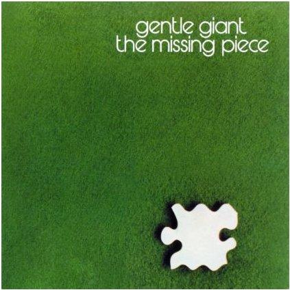 VINYLO.SK | GENTLE GIANT ♫ THE MISSING PIECE (stav: VG+/VG) [LP] B0002207