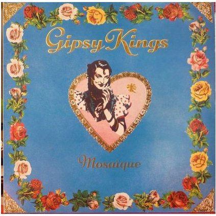 VINYLO.SK | GIPSY KINGS ♫ MOSAIQUE (stav: VG/NM) [LP] B0002211