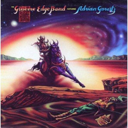 VINYLO.SK | GRAEME EDGE BAND FEATURING ADRIAN GURVITZ, THE ♫ KICK OFF YOUR MUDDY BOOTS (stav: VG/VG) [LP] B0002212