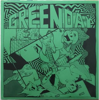 VINYLO.SK | GREEN DAY ♫ LIVE IN ITALY 93 / Limited Edition / Unofficial Release (stav: VG+/VG+) [LP] B0002213