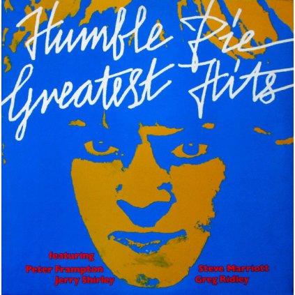 VINYLO.SK | HUMBLE PIE ♫ GREATEST HITS (stav: VG+/VG+) [LP] B0002221