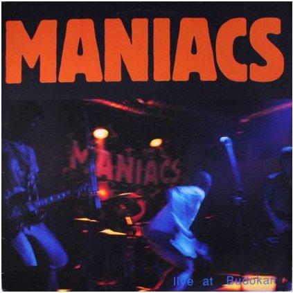 VINYLO.SK | MANIACS ♫ LIVE AT BUDOKAN (stav: VG+/VG+) [LP] B0002236