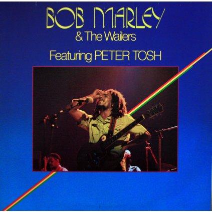 VINYLO.SK | BOB MARLEY & THE WAILERS FEATURING PETER TOSH ♫ BOB MARLEY & THE WAILERS FEATURING PETER TOSH (stav: NM/VG+) [LP] B0002237