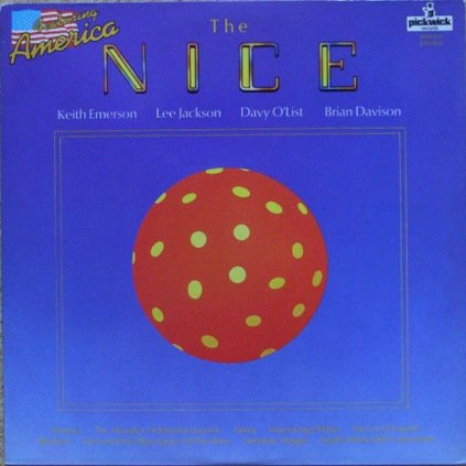 VINYLO.SK   NICE, THE ♫ THE NICE (stav: VG+/VG+) [LP] B0002249