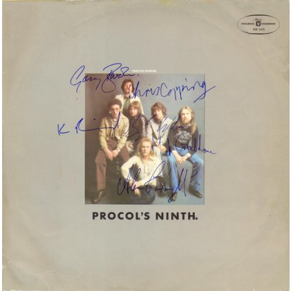 VINYLO.SK | PROCOL HARUM ♫ PROCOL'S NINTH (stav: VG+/G+) [LP] B0002259