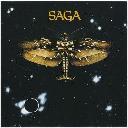 VINYLO.SK | SAGA ♫ SAGA (stav: VG+/VG+) [LP] B0002280