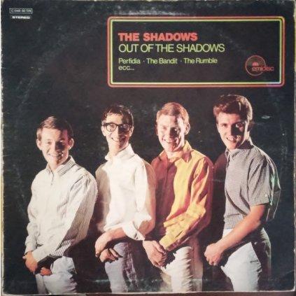 VINYLO.SK | SHADOWS, THE ♫ OUT OF THE SHADOWS (stav: NM/VG+) [LP] B0002297