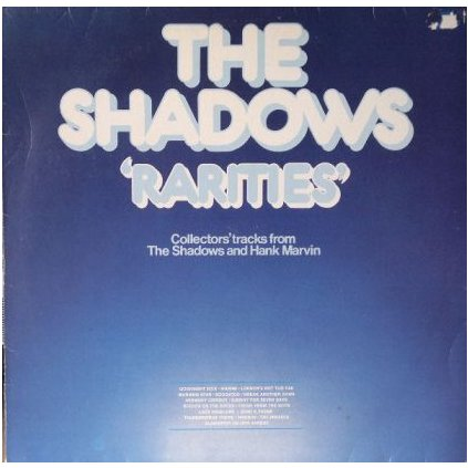 VINYLO.SK | SHADOWS, THE ♫ RARITIES (stav: NM/NM) [LP] B0002298