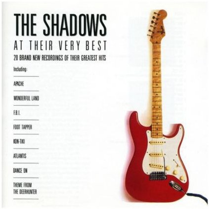 VINYLO.SK | SHADOWS, THE ♫ AT THEIR VERY BEST (stav: NM/NM) [LP] B0002299