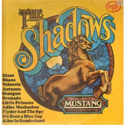 VINYLO.SK | SHADOWS, THE ♫ MUSTANG (stav: NM/VG+) [LP] B0002301