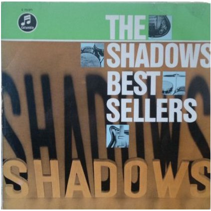 VINYLO.SK | SHADOWS, THE ♫ THE SHADOWS (stav: NM/NM) [LP] B0002302