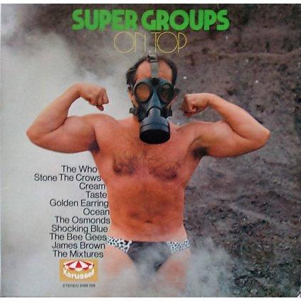 VINYLO.SK | Rôzni interpreti ♫ SUPER GROUPS ON TOP, VOL 3 (stav: VG/VG+) [LP] B0002312