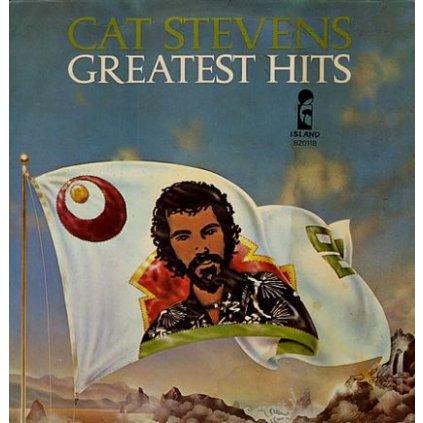 VINYLO.SK | CAT STEVENS ♫ GREATEST HITS / Club Edition (stav: VG-/G) [LP] B0002323