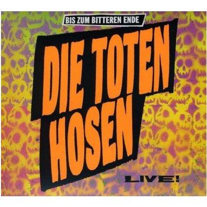 VINYLO.SK | DIE TOTEN HOSEN ♫ BIS ZUM BITTEREN ENDE LIVE! (stav: VG+/VG+) [LP] B0002332