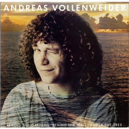VINYLO.SK | ANDREAS VOLLENWEIDER ♫ ...BEHIND THE GARDENS - BEHIND THE WALL - UNDER THE TREE… (stav: NM/NM) [LP] B0002346