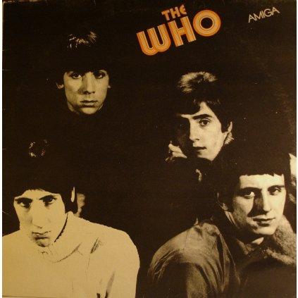 VINYLO.SK | WHO, THE ♫ THE WHO (stav: VG+/VG+) [LP] B0002354