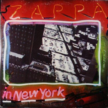 VINYLO.SK | FRANK ZAPPA ♫ ZAPPA IN NEW YORK (stav: VG+/VG+) [2LP] B0002362