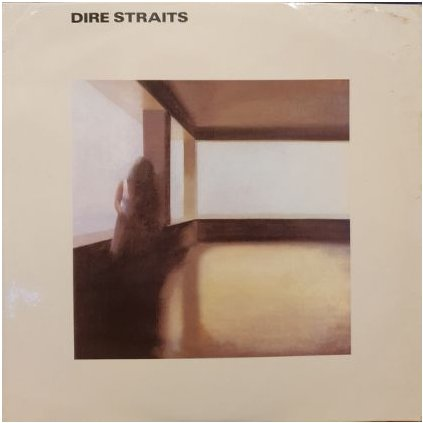 VINYLO.SK | DIRE STRAITS ♫ DIRE STRAITS (stav: VG+/VG+) [LP] B0002452
