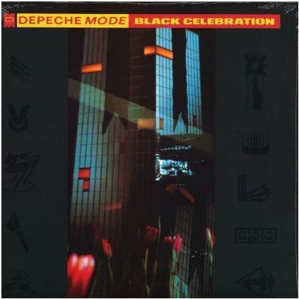 VINYLO.SK | DEPECHE MODE ♫ BLACK CELEBRATION (stav: NM/VG+) [LP] B0002453