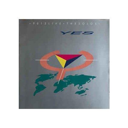 VINYLO.SK | YES ♫ 9012 LIVE - THE SOLOS (stav: NM/VG+) [LP] B0002455