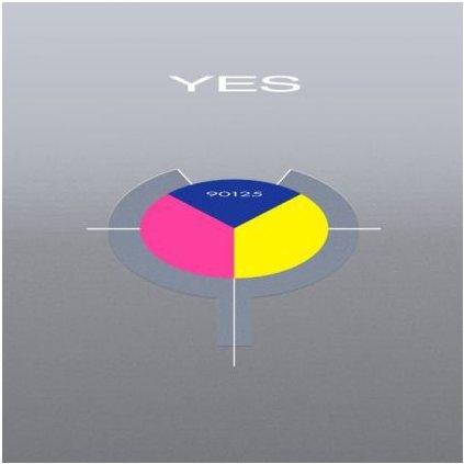 VINYLO.SK | YES ♫ 90125 (stav: VG/VG+) [LP] B0002456