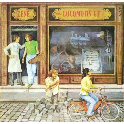 VINYLO.SK | LOCOMOTIV GT ♫ ZENE (MINDENKI MÁSKÉPP CSINÁLJA) = MUSIC (EVERYONE DOES HIS OWN THING) (stav: VG/VG) [LP] B0002457
