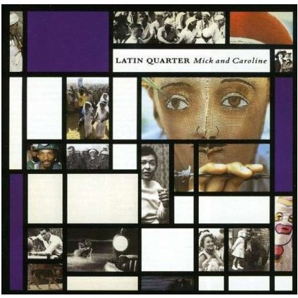 VINYLO.SK   LATIN QUARTER ♫ MICK AND CAROLINE (stav: VG+/NM) [LP] B0002482