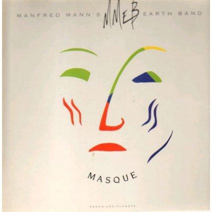 VINYLO.SK | MANFRED MANN'S EARTH BAND ♫ MASQUE (stav: NM/NM) [LP] B0002486