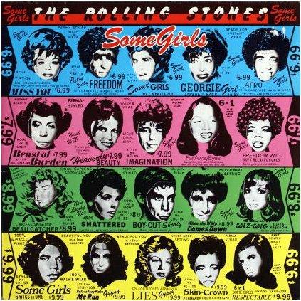 VINYLO.SK | ROLLING STONES, THE ♫ SOME GIRLS (stav: VG+/VG-) [LP] B0002504