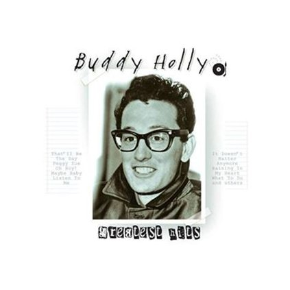VINYLO.SK   BUDDY HOLLY ♫ BUDDY HOLLY'S GREATEST HITS (stav: VG/VG) [LP] B0002516