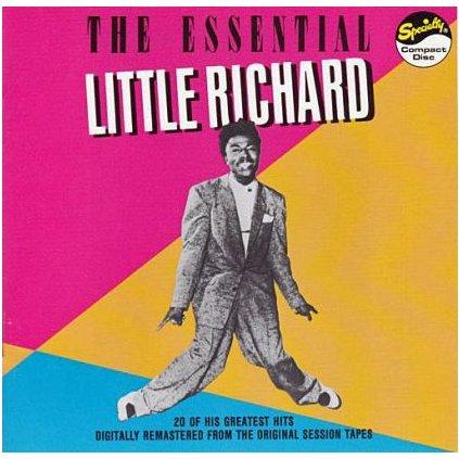 VINYLO.SK | LITTLE RICHARD ♫ THE ESSENTIAL LITTLE RICHARD (stav: VG+/VG) [2LP] B0002519