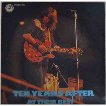 VINYLO.SK | TEN YEARS AFTER ♫ AT THEIR BEST (stav: VG/VG+) [LP] B0002533
