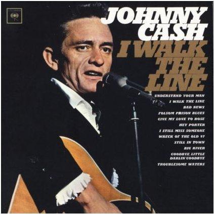 VINYLO.SK | JOHNNY CASH ♫ I WALK THE LINE (stav: NM/VG) [LP] B0002555