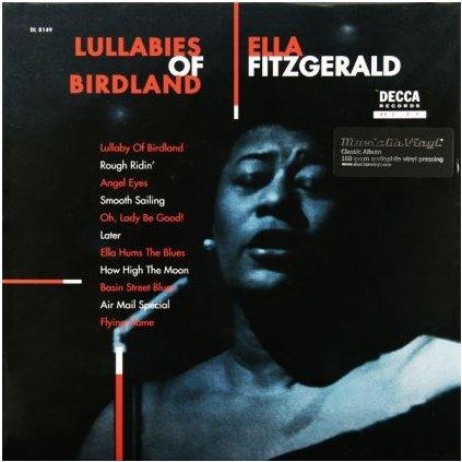 VINYLO.SK | ELLA FITZGERALD ♫ LULLABIES OF BIRDLAND (stav: NM/VG) [LP] B0002573
