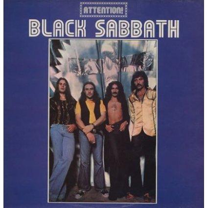 VINYLO.SK   BLACK SABBATH ♫ ATTENTION! BLACK SABBATH VOLUME TWO (stav: NM/VG+) [LP] B0002580