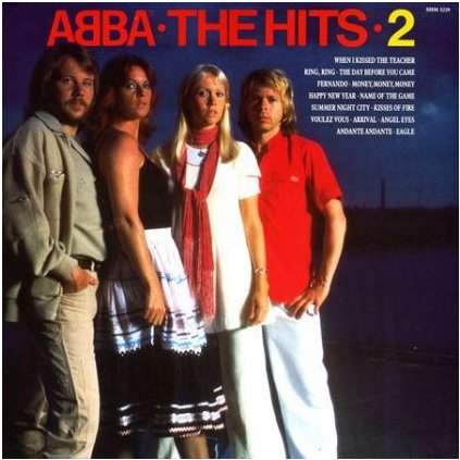 VINYLO.SK | ABBA ♫ THE HITS 2 (stav: NM/NM) [LP] B0002582