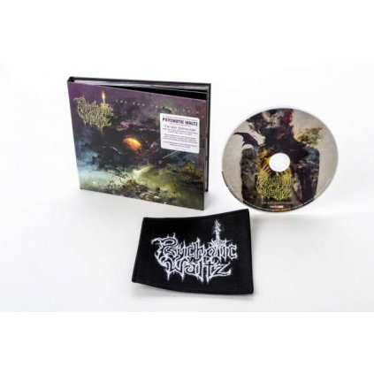 VINYLO.SK   Psychotic Waltz ♫ The God-Shaped Void / Incl. Patch [CD] 0194397005622