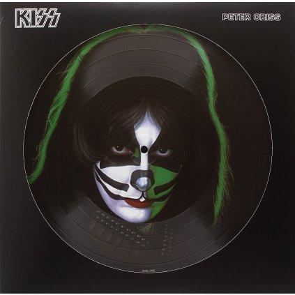 VINYLO.SK | KISS / CRISS PETER ♫ PETER CRISS / PICTURE DISC / Limited Edition [LP] 8013252911514