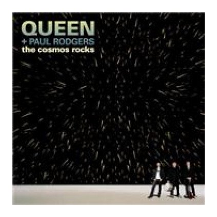 VINYLO.SK | QUEEN / PAUL RODGERS ♫ THE COSMOS ROCKS [CD] 0602537014132