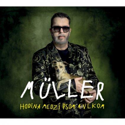 VINYLO.SK | RICHARD MULLER Hodina Medzi Psom a Vlkom [CD] 0602435202013