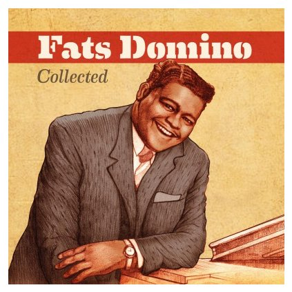 VINYLO.SK | DOMINO, FATS - COLLECTED (2LP)180 GR./PVC SLEEVE/LINER NOTES/2000 CPS ON YELLOW VINYL