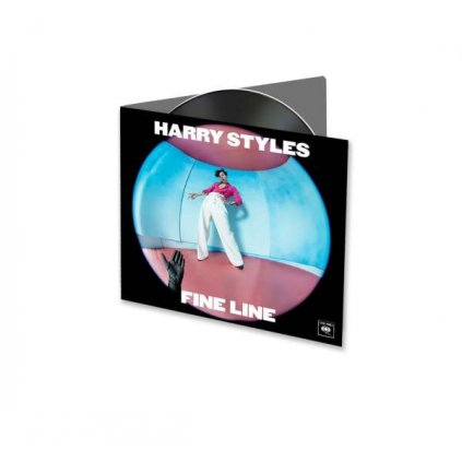 VINYLO.SK | STYLES, HARRY - FINE LINE [CD]