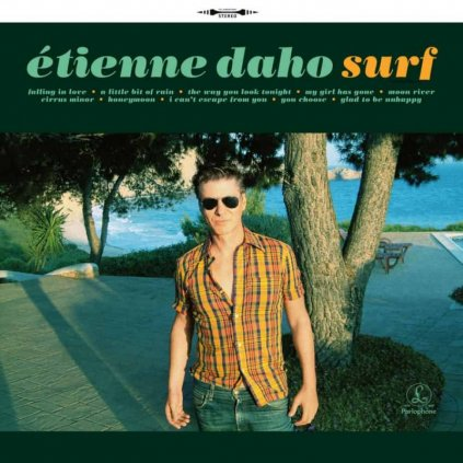 VINYLO.SK   Daho Etienne ♫ =RSD= 2020 - Surf Vol. 2 (Green Vinyl Album) [LP] vinyl 0190295173166