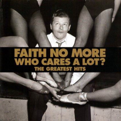 VINYLO.SK | FAITH NO MORE ♫ WHO CARES A LOT? THE GREATEST HITS [2LP] 190295233174