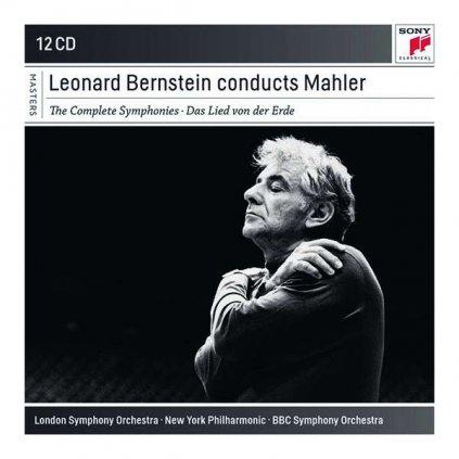 VINYLO.SK   BERNSTEIN, LEONARD - CONDUCTS MAHLER [12CD]