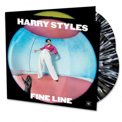 VINYLO.SK | STYLES, HARRY - FINE LINE / INDIE / Colored [2LP]